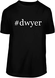 #Dwyer - A Hashtag Nice Men's Short Sleeve T-Shirt Shirt