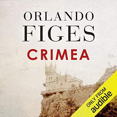 Crimea audiobook cover art
