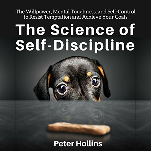 The Science of Self-Discipline Titelbild
