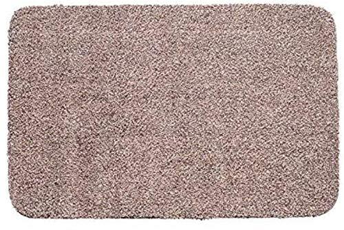 HZYDD stijlvolle eenvoud deurmat antislip fleece huisdier poot schoon mat absorberende zuivere vloer tapijt voor kleine voordeur binnen vloer Dirt Trapper