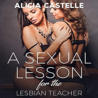 A Sexual Lesson for My Lesbian Teacher cover art