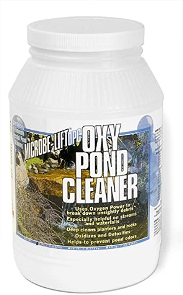 Ecological Labs OPCMD Oxy Pond Cleaner 8 Pounds