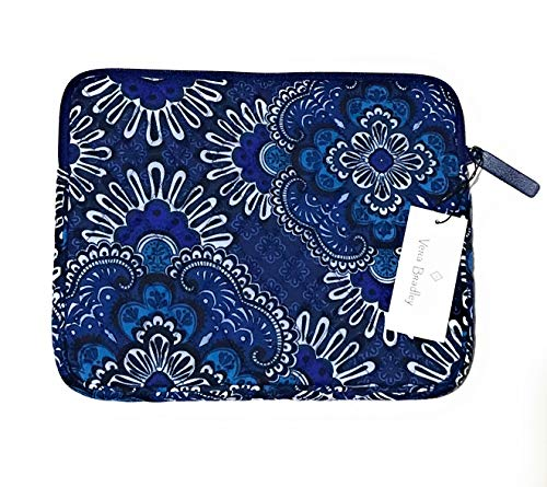 Vera Bradley Tablet Sleeve - Blue Tapestry - NWT