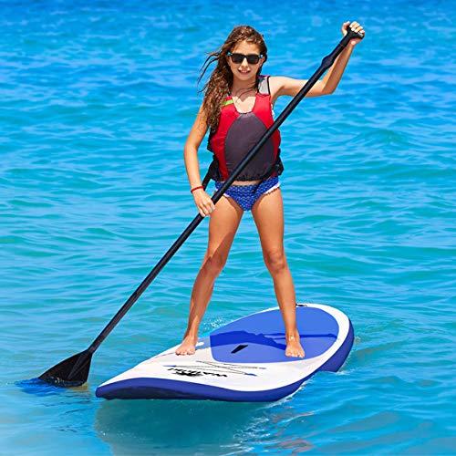 BigBuy Outdoor Adventure V0201401 Stand-up-Paddle-Board, für Erwachsene, Unisex, Mehrfarbig, Einheitsgröße