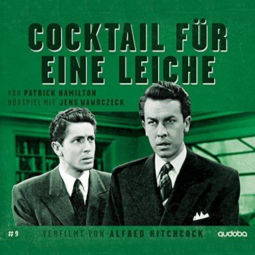 Cocktail für eine Leiche audiobook cover art