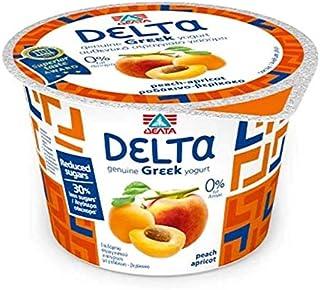 Yogurt Greek Peach 170g