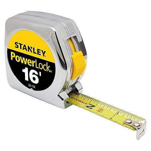 Stanley16-Foot PowerLock Tape Rule