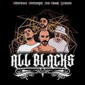 All Blacks (feat. DJ Fastcut, Mattak)