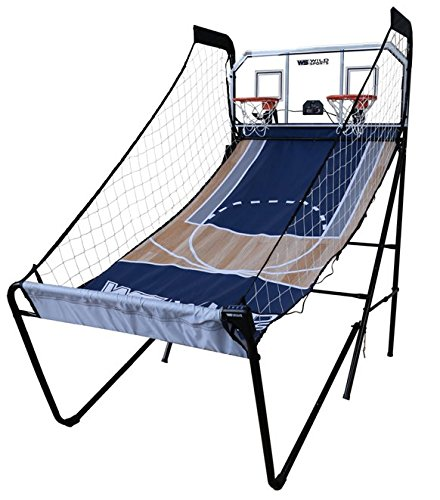 Amazing Deal Wild Sports 2 Player Arcade Basketball System
