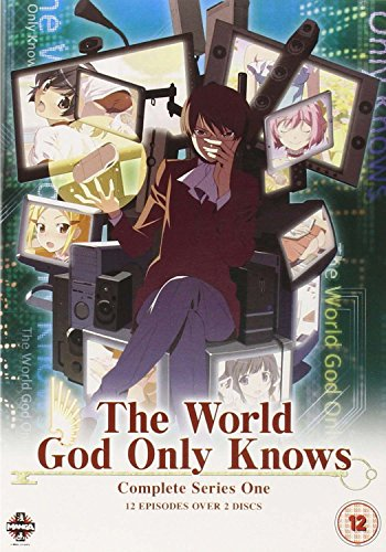 World God Only Knows The - Complete Season 1 Collection [Edizione: Regno Unito] [Edizione: Regno Unito]