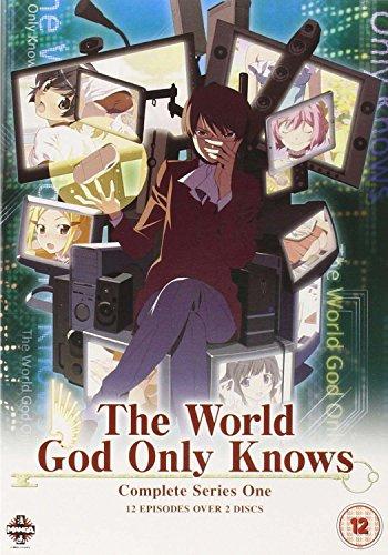 World God Only Knows The-Complete Season 1 Collection [Edizione: Regno Unito] [Import]