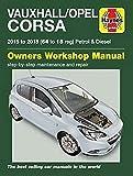 Vauxhall/Opel Corsa petrol & diesel ('15-'18) 64 to 18