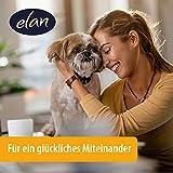 elan ® Hundekissen - hygienische & Bequeme Hundedecke - leicht zu reinigen und rutschfest – atmungsaktives Material - Ideal für unterwegs 70x50cm - 7