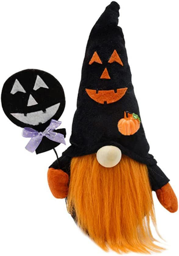 PRETYZOOM Halloween Gnome Now on sale Faceless Tomte Doll Swedish Decor Tomt Today's only