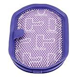 【𝐎𝐟𝐞𝐫𝐭𝐚𝐬 𝐝𝐞 𝐁𝐥𝐚𝐜𝐤 𝐅𝐫𝐢𝐝𝐚𝒚】 Núcleo de Filtro de Silicona + Fibra fácilmente reemplazable, Filtro de aspiradora, Exquisito y Delicado para el hogar