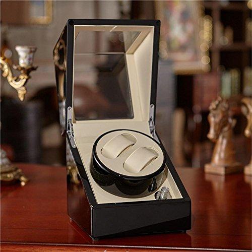 2 +0 mesa de reloj caja de reloj caja de reloj automático...