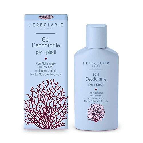 L Erbolario Gel Deodorante per i Piedi