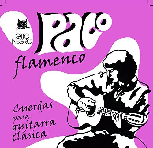 Gato Negro - guitarra flamenca paco