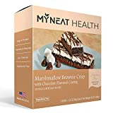 My Neat Health Protein Bar - Sweet and Salty Peanut Flavor Pre Workout Protein Bars - High Protein, Low Carb, Low Fat, 150 Calories (Sweet and Salty Peanut)…