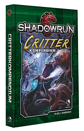 Shadowrun 5: Critterkompendium