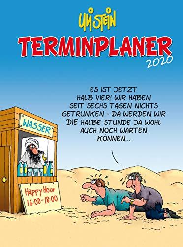 Uli Stein Terminplaner 2020