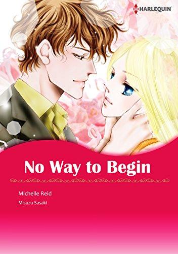 No Way to Begin: Harlequin comics (English Edition)