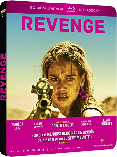 Revenge - BD - Steelbook [Blu-ray]
