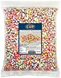 By The Cup Assorted Dehydrated Cereal Marshmallow Bits 2.3 lb Resealable Bag
