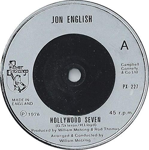 Hollywood Seven - Jon English 7
