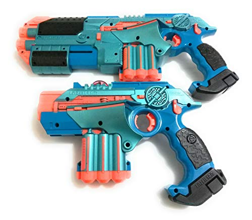Lazer Tag 2 Player Battle System Game