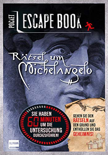 Pocket Escape Book (Escape Room, Escape Game): Rätsel um Michelangelo