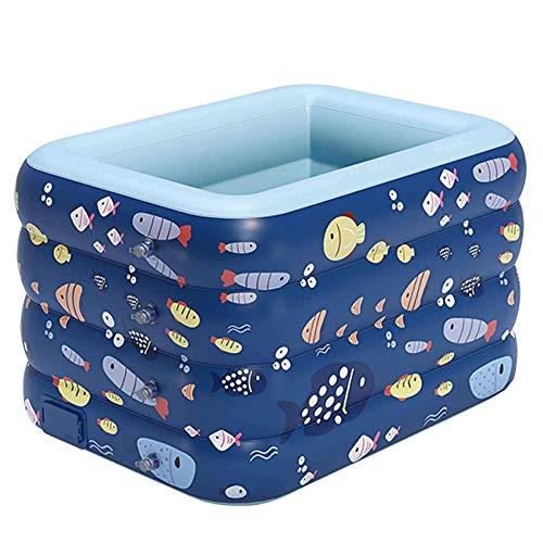 WSDSX Piscina Inflable, Piscina para bebés Piscina Familiar Utilizada para Centro de natación para jardín al Aire Libre, Patio Trasero, Fiesta acuática de Verano