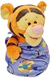 Disney Parks Exclusive - Plush Pillow - Baby in Blanket Pouch Tigger 10 Inch