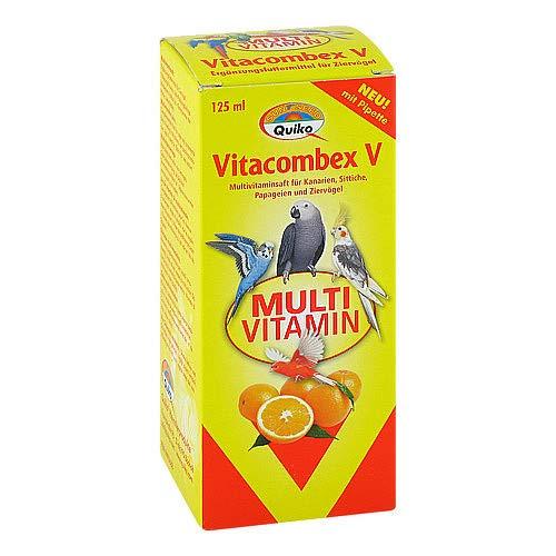 COMBEX V Multivitaminsaft f.Ziervögel 125 ml
