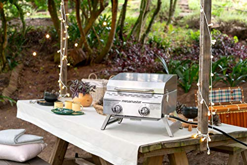 Megamaster 820-0033M Propane Gas Grill, Stainless Steel 5