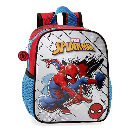 Marvel Spiderman Red Mochila, Rojo