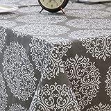 Mantel de Estilo nórdico, Tela de algodón y Lino, Varios Patrones, Utilizado para la decoración de Mesa de Centro y Mesa de Centro 140x200cm Bohemio
