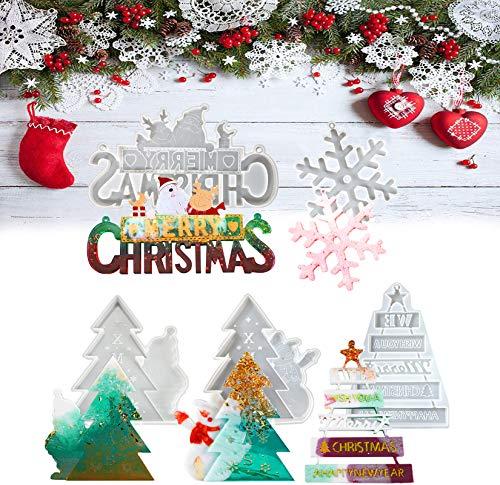 Letreros Navidad Arbol Marca JEMESI