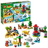 レゴ(LEGO) デュプロ 世界のどうぶつ 世界一周探検 10907