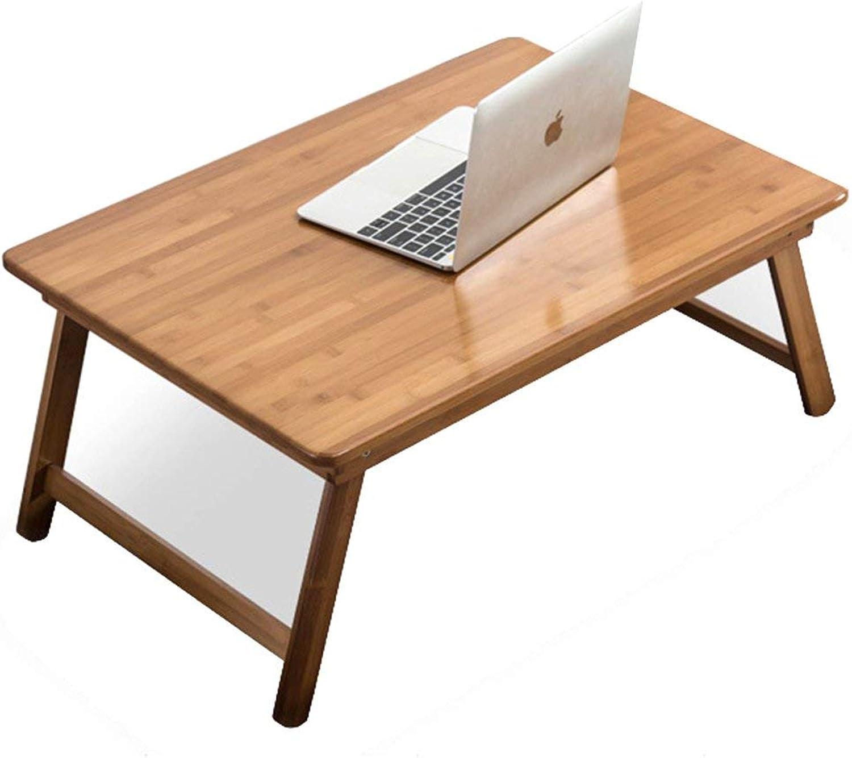 estilo clásico BAIF Cama Plegable Extra Grande Grande Grande de bambú y sofá con Mesa portátil (Tamaño  60  50 cm)  venderse como panqueques