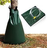 Huarumei Bewässerungssack Wassersack Gartenwerkzeug Baumsack Baumbewässerungssack Bewässerungsbeutel Bewässerung Tool für Bäume