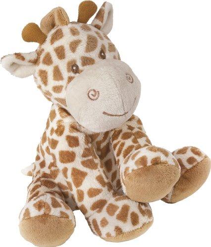 Suki Gifts 10047 Stofftier Bing Bing Giraffe, circa 17.8 cm