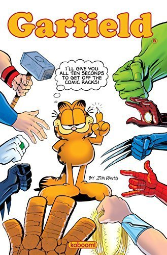 Garfield Vol. 2 by Davis, Jim, Evanier, Mark (2013) Paperback