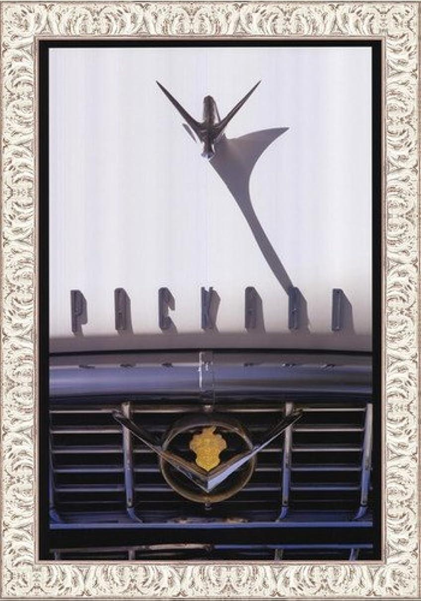 記事発生荒れ地Classics Packard 1955?by Kenneth Gregg?–?12?x 18.25インチ?–?アートプリントポスター LE_646816-F9711-12x18.25