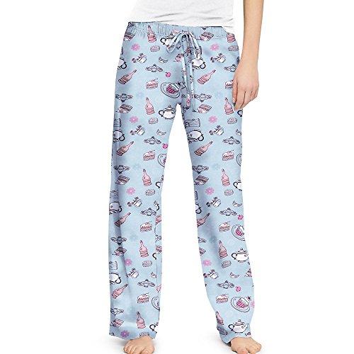 Intimo Tea Party Women's Sleep Pants - 26560 - Tea Party, Large