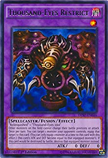 YU-GI-OH! - Thousand-Eyes Restrict (DPRP-EN046) - Duelist Pack: Rivals of The Pharaoh - 1st Edition - Rare