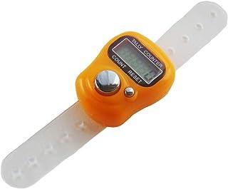 小型 デジタルカウンター 指用 数取り器 (1個・色指定はできません)