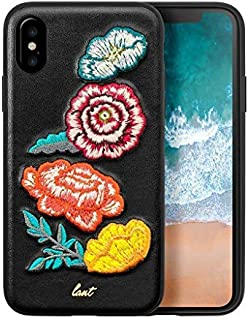 Laut Pop Bouquet Back Case For Apple Iphone X - Black