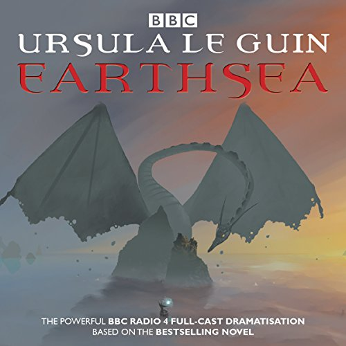 Earthsea audiobook cover art