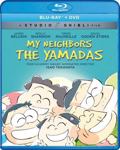 My Neighbors the Yamadas (Bluray/DVD Combo) [Blu-ray]